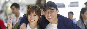 Valentine's Day: 'Bỏ rơi' Trấn Thành,Hari Won 'cặp kè' Trường Giang