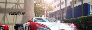 """Ngây ngất với Bugatti Veyron """"độc, khủng"""" nhất Việt Nam"""