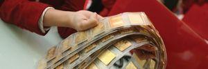 Chênh lệch giá mua bán vàng miếng ở mức cao
