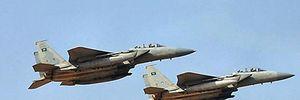Saudi Arabia triển khai máy bay đánh IS ở Syria