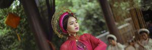 Ngô Thanh Vân – Lan Ngọc: Cặp mẹ con nhà Cám cực xinh đẹp