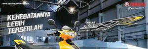 Vua đường phố Yamaha 125ZR hun nóng ngày hè bằng bộ cánh mới vàng rực