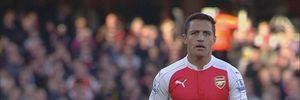 Sanchez bị chỉ trích vì thiếu tôn trọng HLV Wenger