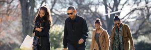 Không nghe lời bố, ái nữ của Tổng thống Obama quyết học ở Harvard