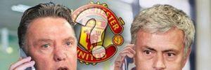 Sốc: Mourinho là người đầu tiên báo tin sa thải cho Van Gaal