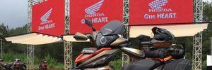 Xe côn tay Honda Winner 150 phiên bản độ chính hãng đầu tiên