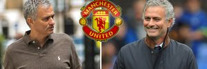 Tháo gỡ điều này, Mourinho mới chính thức về Man United
