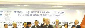 Trường Đại học Fulbright chính thức thành lập