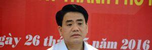 Chủ tịch Hà Nội Nguyễn Đức Chung công khai số điện thoại