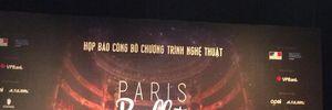 Không có vé mà xem ballet Pháp đỉnh cao ở Hà Nội?