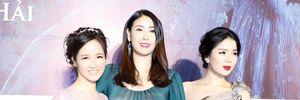Dàn sao Việt 'thiêu đốt' thảm đỏ show thời trang
