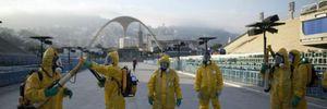 WHO bác đề xuất hoãn tổ chức Olympic 2016 tại Brazil vì Zika