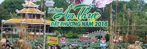 TP.HCM giới thiệu 450 món ăn ngon tại Công viên Đầm Sen
