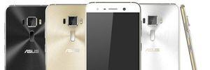 Lộ diện thông số ba thành viên Asus ZenFone 3