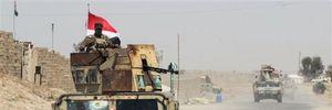 Quân đội Iraq tiến vào thành trì Fallujah của IS