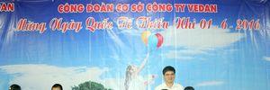 Vedan Việt Nam tặng trên 2.100 phần quà cho thiếu nhi