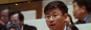Ông Nguyễn Phi Thường làm Chủ tịch Tổng công ty Vận tải Hà Nội