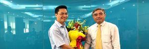 Ông Phạm Quang Hưởng phụ trách văn phòng Bộ TT&TT