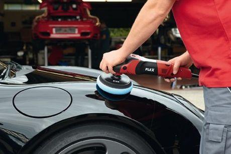 Kinh nghiệm chăm sóc nước sơn ô tô