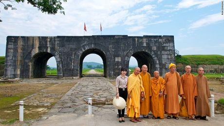Thành nhà Hồ được UNESCO công nhận Di sản thế giới năm 2011.