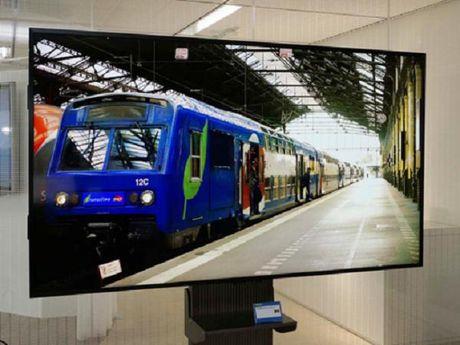 Sharp bán TV 8K đầu tiên trên thế giới với giá siêu đắt