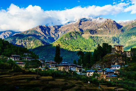 Ve dep xu so Bhutan qua goc nhin nhiep anh gia Viet - Anh 10