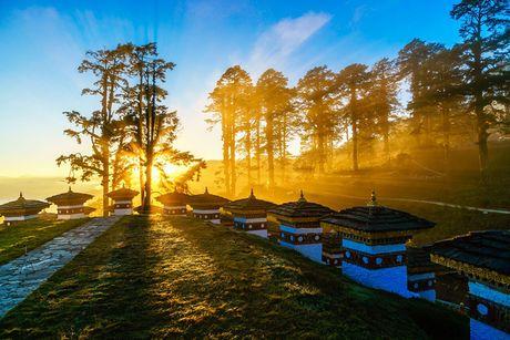 Ve dep xu so Bhutan qua goc nhin nhiep anh gia Viet - Anh 7