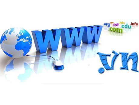 """11 tháng, phát triển mới hơn 106.000 tên miền """".vn"""""""