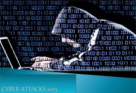Những vụ tấn công bảo mật quy mô lớn năm 2015