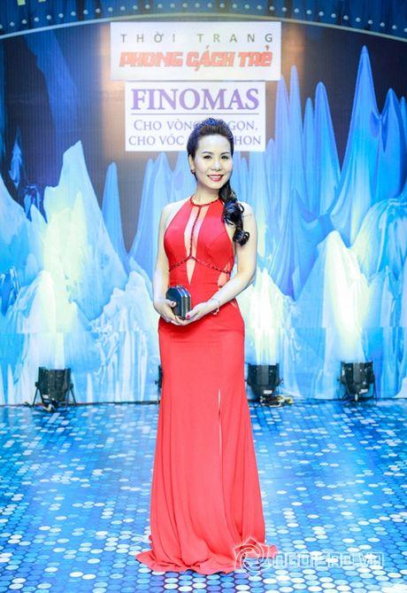 Nữ hoàng Doanh nhân Ngô Thị Kim Chi dien dam do noi bat tai su kien thoi trang - Anh 10