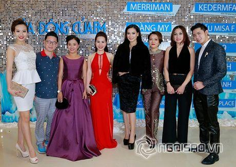 Nữ hoàng Doanh nhân Ngô Thị Kim Chi dien dam do noi bat tai su kien thoi trang - Anh 11
