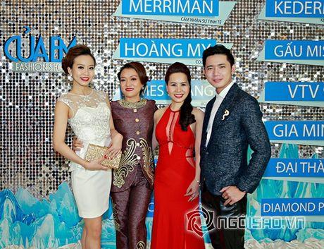 Nữ hoàng Doanh nhân Ngô Thị Kim Chi dien dam do noi bat tai su kien thoi trang - Anh 12