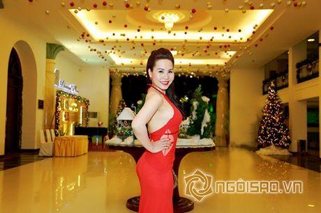 Nữ hoàng Doanh nhân Ngô Thị Kim Chi dien dam do noi bat tai su kien thoi trang - Anh 1