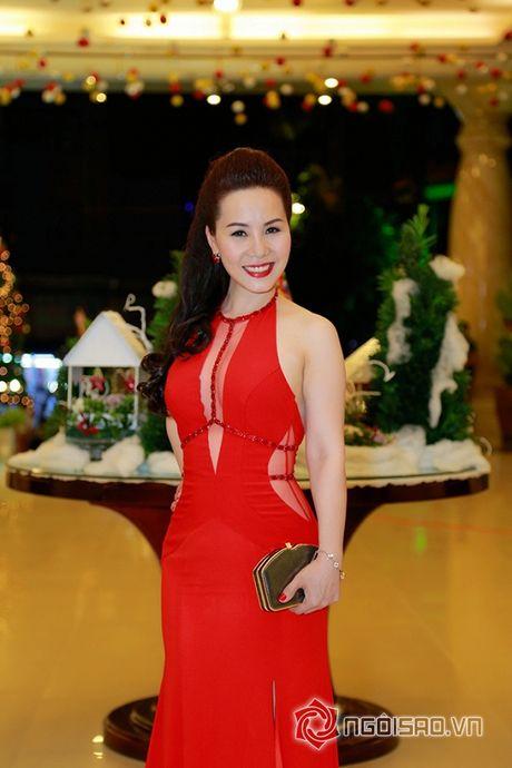 Nữ hoàng Doanh nhân Ngô Thị Kim Chi dien dam do noi bat tai su kien thoi trang - Anh 5