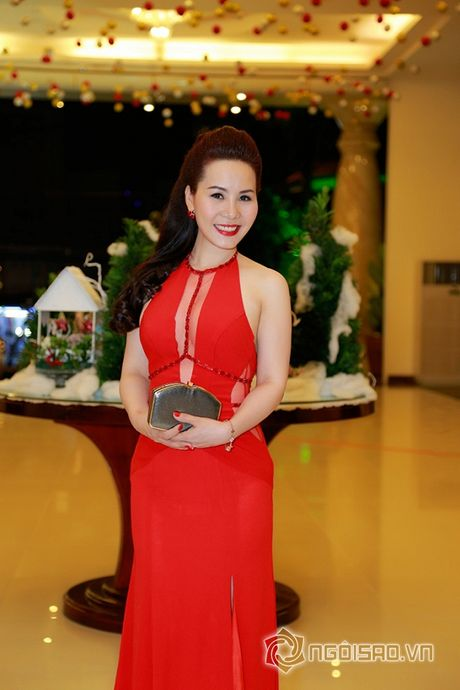 Nữ hoàng Doanh nhân Ngô Thị Kim Chi dien dam do noi bat tai su kien thoi trang - Anh 6