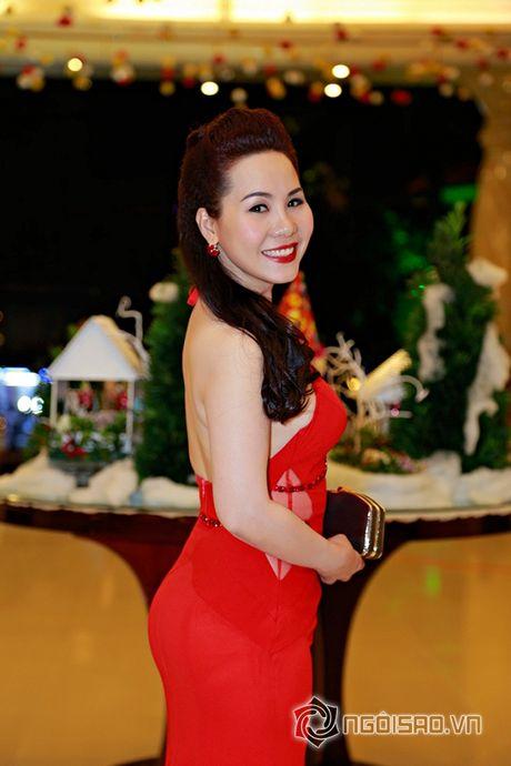 Nữ hoàng Doanh nhân Ngô Thị Kim Chi dien dam do noi bat tai su kien thoi trang - Anh 7