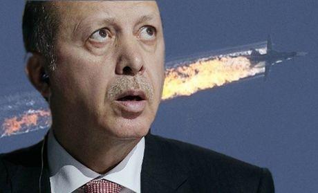 Tổng thống Thổ Nhĩ Kỳ Erdogan. (Nguồn: Sputnik)