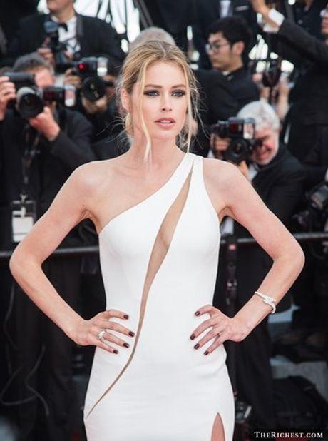 Top siêu mẫu châu Âu quyến rũ nhất năm 2015