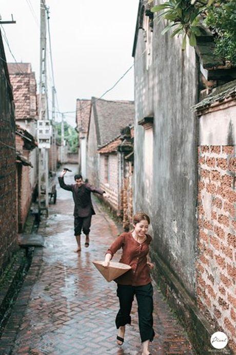 Ảnh cưới siêu nhắng nhít của cặp đôi dâu Việt - rể Tây
