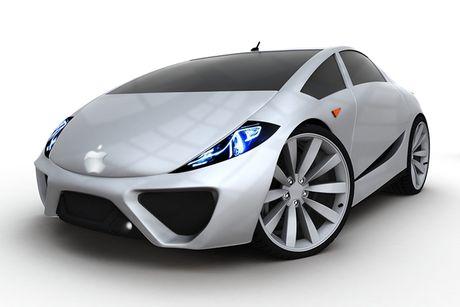 Apple sắp sản xuất ô tô?