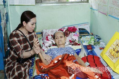 Nữ hoàng Doanh nhân Ngô Thị Kim Chi xot xa hoan canh cua cac nghe si gia neo don - Anh 8