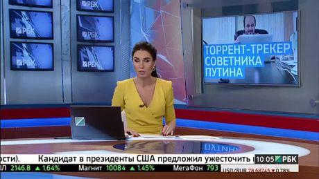Cố vấn internet của tổng thống Putin là chủ trang torrent lậu