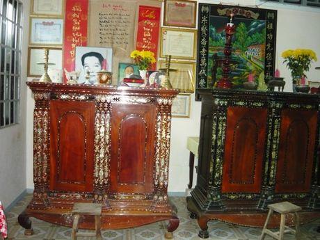 Chuyện buồn ở di tích nhà thờ cố soạn giả Trần Hữu Trang