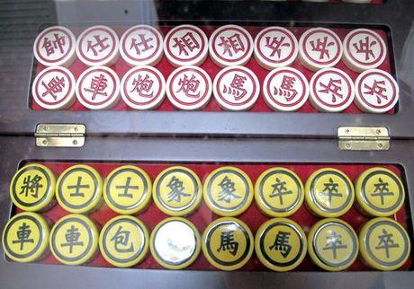 Bàn cờ đại, quân cờ lá trà và những ngôi sao làng cờ Việt