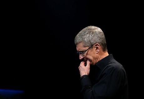 Apple và FBI bó tay với...iPhone 5C bị khóa.