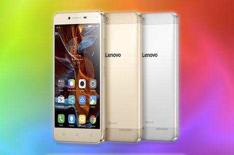 Tren tay Lenovo K5 Plus: Vo kim loai, gia hap dan - Anh 14