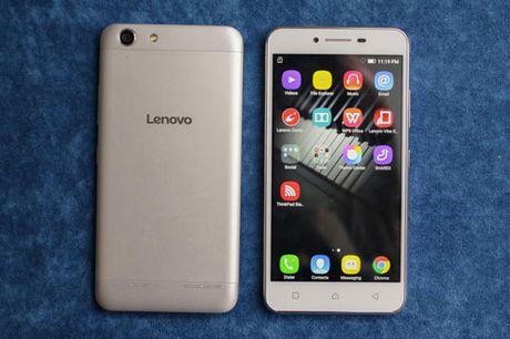 Tren tay Lenovo K5 Plus: Vo kim loai, gia hap dan - Anh 2