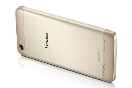 Tren tay Lenovo K5 Plus: Vo kim loai, gia hap dan - Anh 4