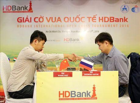 Ngay thi dau thu 2 Giai co vua quoc te HDBank: Dang cap len tieng - Anh 1