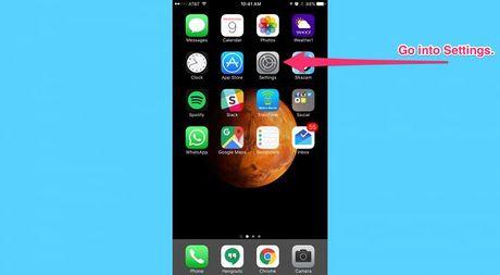 Meo la giup iPhone chay nhanh bat ngo - Anh 2